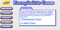 encephalitis stories